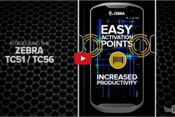 The next evolution in enterprise touch computing is here – Zebra's new TC51 and TC56 Touch Computer
