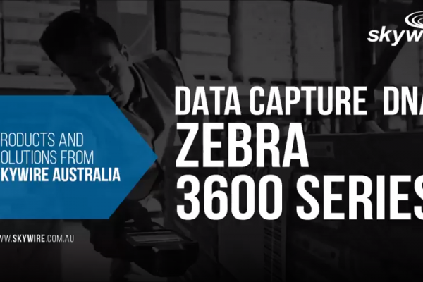 Data Capture DNA 3600 Series