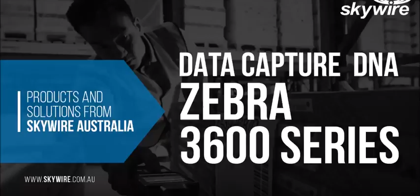 data capture zebra