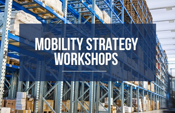 On-site Mobility Strategy Workshops: Limited Bookings