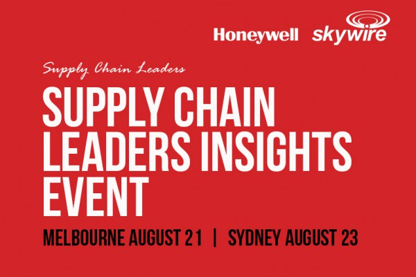 A Supply Chain & Logistics Event Like No Other