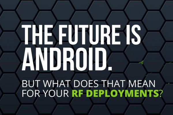 THE FUTURE IS ANDROID.